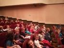 """klasy 1ab udały się do Teatru Arlekin na przedstawienie: """"Księga Dżungli"""""""