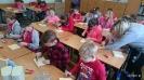 Warsztaty walentynkowe w klasie 4b