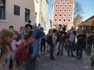 Klasy 1a,2b i 3a na wycieczce w Toruniu